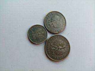monedas de Polonia