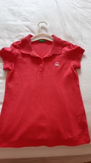 polo benetton talla 5_7