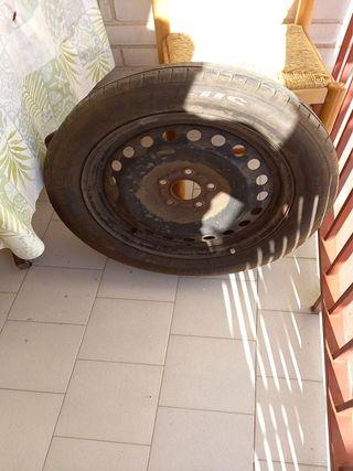 rueda 205/55 R16