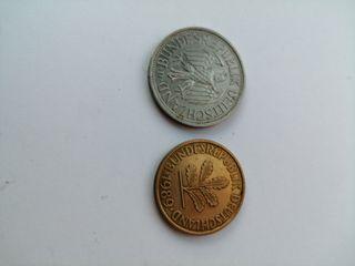 monedas de Alemania anterior al euro