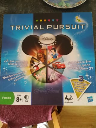 Juego trivial pursuit