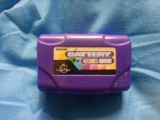 Battery Bateria para Game boy color.