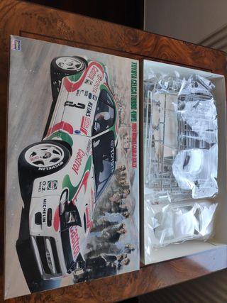 Hasegawa 1/24 Toyota Celica Turbo 4WD 1993 Monte C