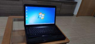 Ordenador portátil Compaq CQ58