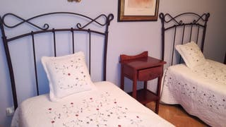 Cabeceros de forja, para cama de 90cm