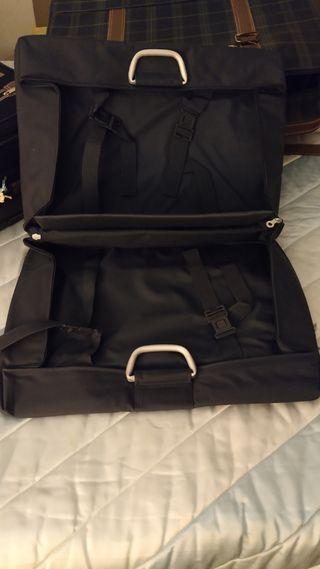 Bolsa maleta de mano azul oscuro