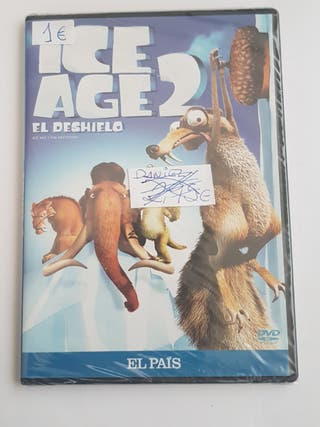 ICE AGE 2 EL DESHIELO..PRECINTAD