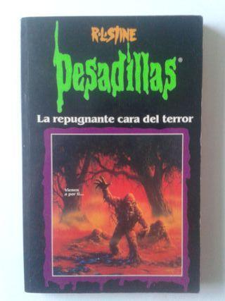 Libros juveniles de terror