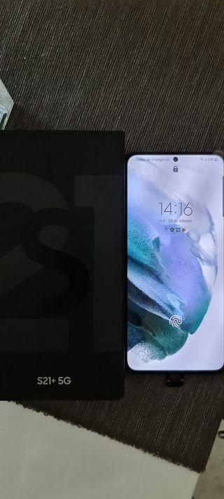 Samsung S21+