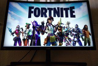 Monitor Gaming CURVO 144 Hz