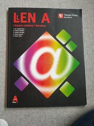 Llibre de Llengua catalana i Literatura