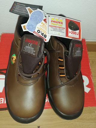 calzado de Seguridad Panter Garda.
