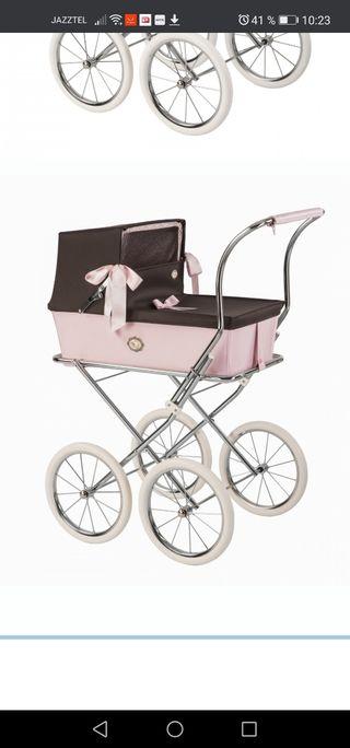 carro de muñecas bebe reborn