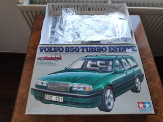 Volvo 850 Turbo Estate Tamiya model kit 1/24