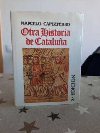 Libro Otra historia de Cataluña Catalunya 2a edici