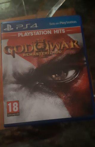 God of War® III Remasterizado Ps4