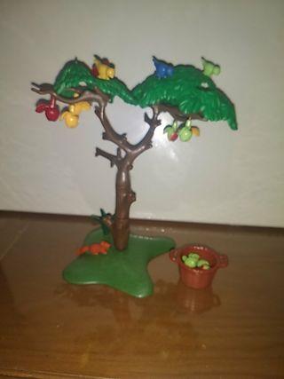 árbol manzano playmobil