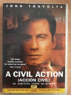 ACCION CIVIL - DVD