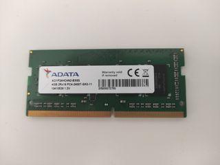 Memoria RAM PC4 4GB para portátiles