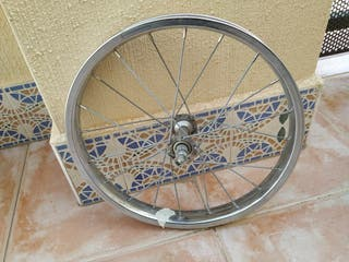 rueda bici 16 pulgadas nueva