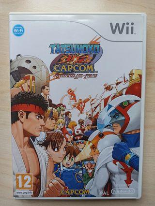 Tatsunoko vs Capcom Ultimate All Stars Wii
