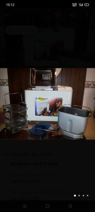 LA COCINERA robot de cocina