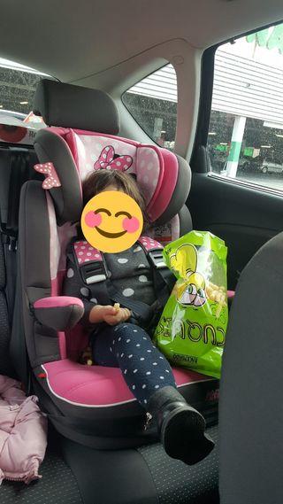 silla de bebés