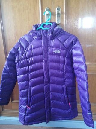 abrigo de plumas North Face