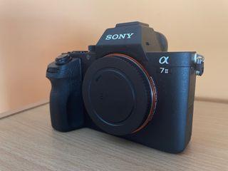 Sony A7ii solo cuerpo (nueva pocos disparos)
