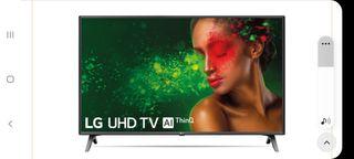 """TV LG ULTRA HD 4K 50"""""""