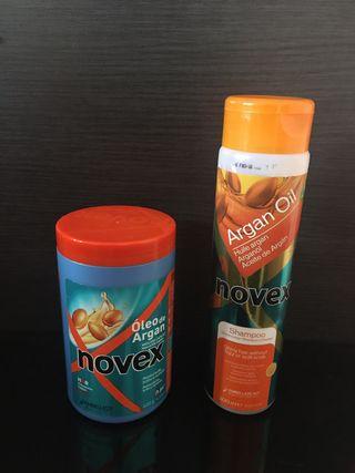 Pack Novex Aceite de Argán