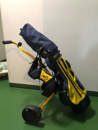 Equipo de golf infantil