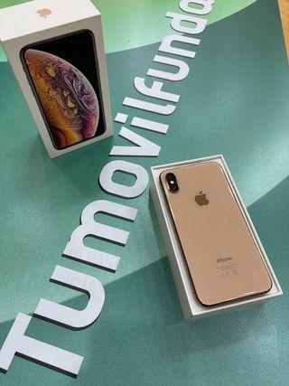 iPhone XS 64gb oro OFERTA