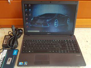 Ordenador portatil ACER 15,6 8GB/SSD480GB/HDMI