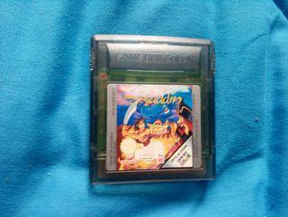 Aladin.Game Boy Color.