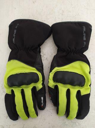 guantes de moto de invierno MILINE