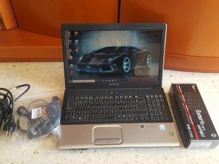 Ordenador portatil COMPAQ CQ60 15,6 4GB/120GB SSD