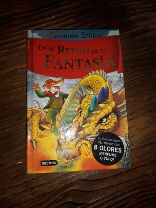 Gerónimo Stilton En el reino de la fantasía