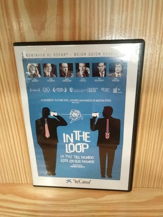 Dvd In the loop Armando Iannucci