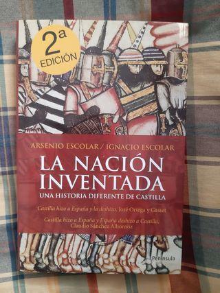 La nación inventada sobre la historia de Castilla