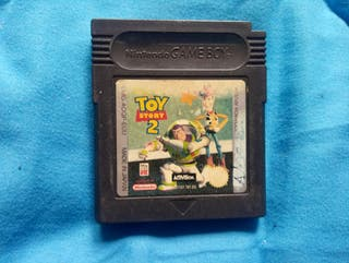 Toy Story 2.Game boy color.