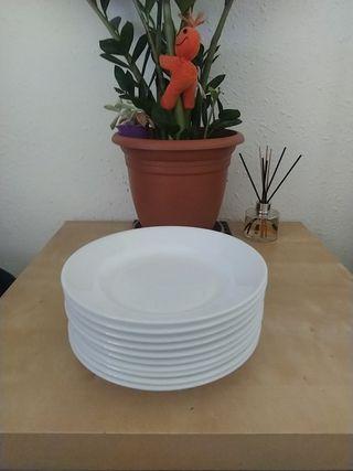 10 platos hondos