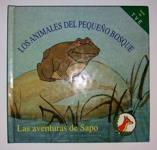 Los animales del pequeño bosque.