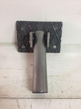 Soporte Remo para barra en punta 28 mm