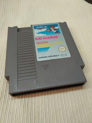 Kid Icarus Nintendo NES Nese Ness Cartucho.