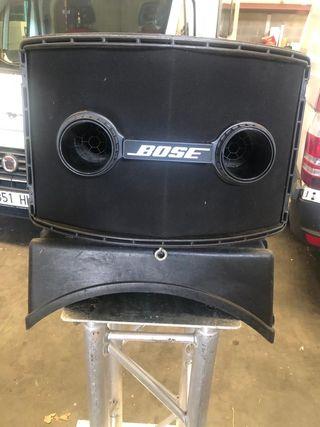 8 cajas BOSE 802