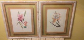 cuadros florares