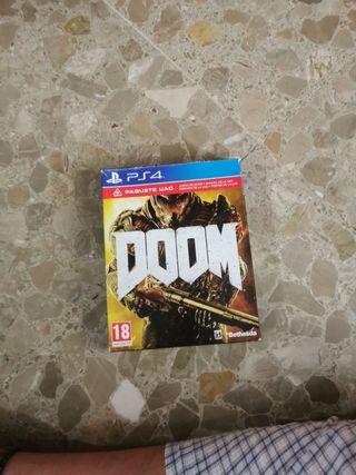 Doom edición especial UAC