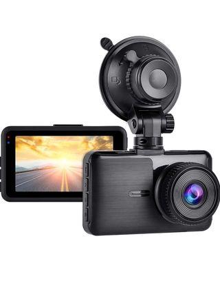 Cámara de Coche Dashcam 1080P Full HD Grabador de