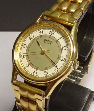 1022-Reloj SEIKO vintage, c1980